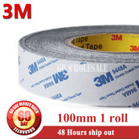 100mm Width 50M Double Sided Adhesive Tape 3M 9448 Widely Use Industrial Tape Toy Automobile TV