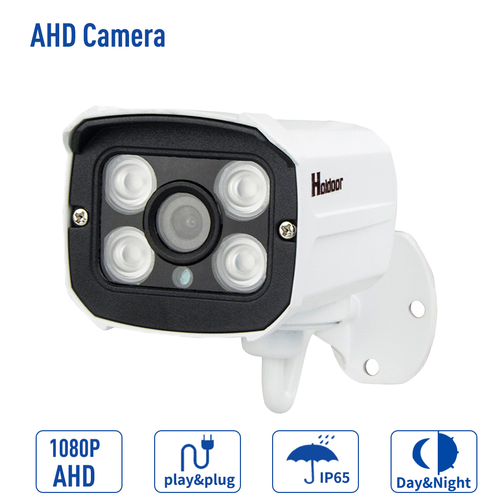 1080P AHD Camera Outdoor Waterproof Night Vision  2MP Wireless CCTV Surveillance Security Camera