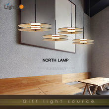 Post-modern restaurant pendant lights luxury creative glass Scandinavian designer art bedroom pendant lamps