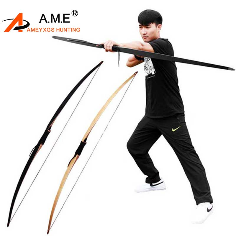35-60lbs Traditional Longbow 68 inches Laminated Recurve Bow Take Down Outdoor Hunting Shooting Longbow American Hunting Archery 30 50lbs archery pure handmade recurve bow traditional longbow wooden hunting target shooting laminated new outdoor games