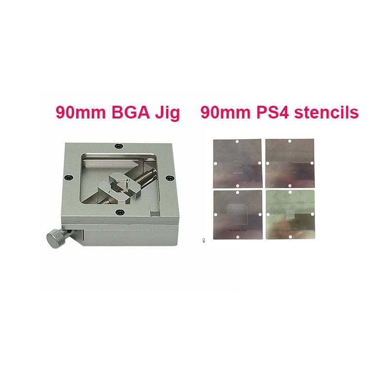 9*9 HYB18H512321BF-14 HYB18H512321BF-12 HYB18H512321BF-10 DDR3 Stencil Template