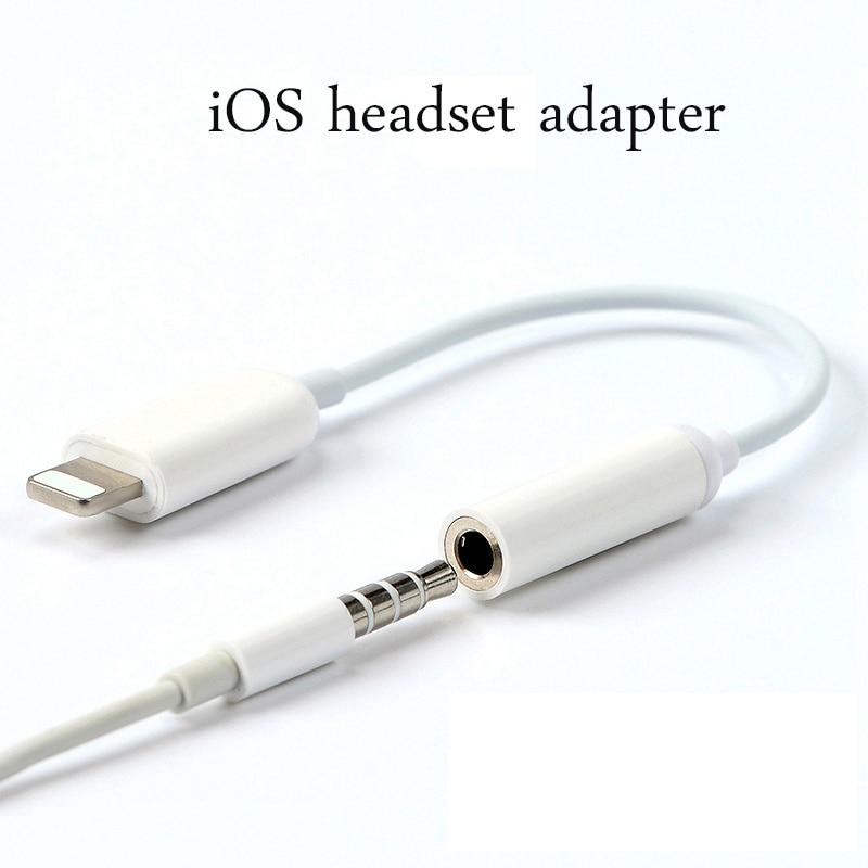 Lightning To 3 5mm Male: 11.11 For Apple Lightning Audio Converter 3.5mm Audio