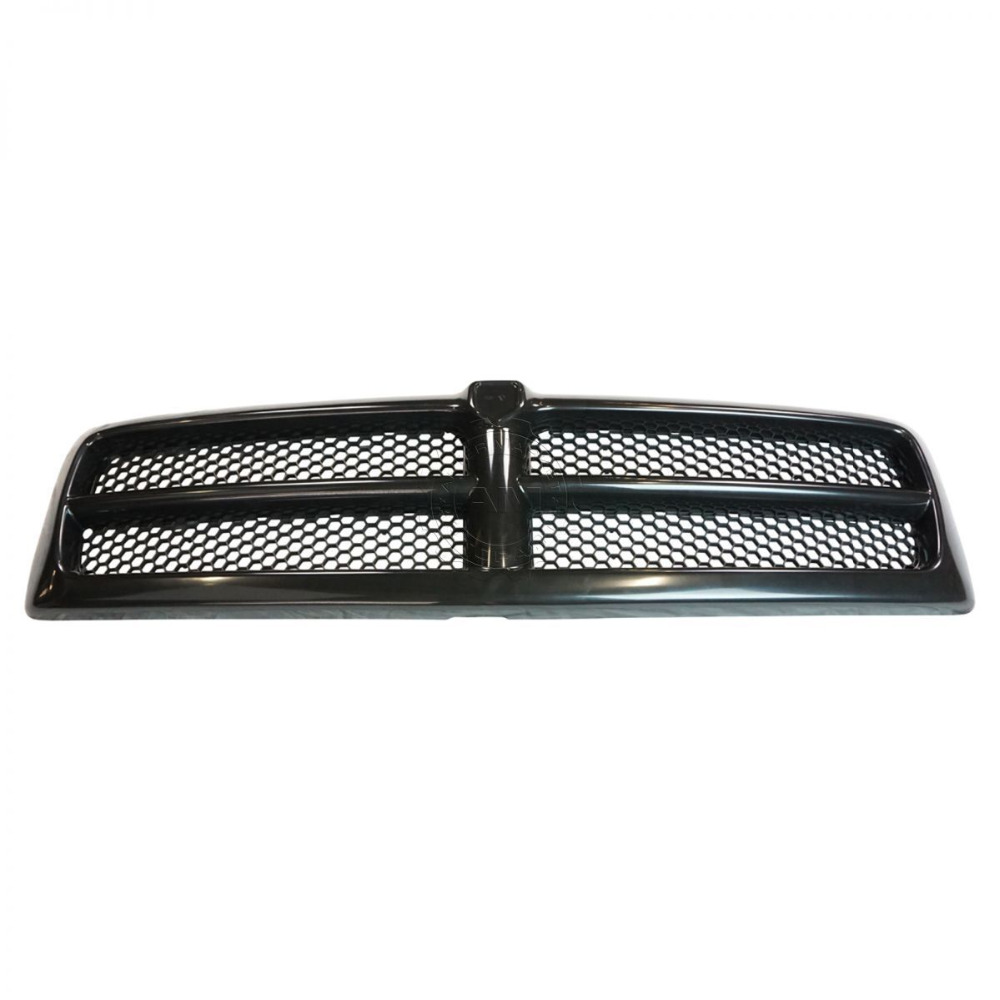 XYIVYG Front End Black Grille Grill for Dodge Ram 1500 2500 3500 Pickup Truck activator ii trailer brake control wire 2010 2012 dodge ram 1500 2500 3500
