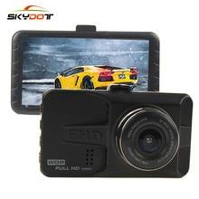 """Skydot SD09 3.0 """"Мини Видеорегистраторы для автомобилей тире Камера Cam Full HD 1080 P Ночное видение dashcam автопарк видео Регистраторы черный ящик видеокамеры"""