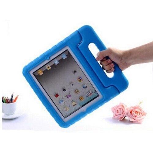 For Apple iPad Mini 1 2 3 4 EVA Foam Shockproof Case for iPad Mini4 Mini 3 2 Funda Coque Children Kids Handle Stand Protective