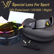 Polarized Sunglasses 5 Set Interchangeable Lenses Driving Gafas Oculos Lentes De Sol 2017 One Lens Polairzed Other Lenses UV400