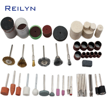 Купить с кэшбэком Grinding Tools suit 99 pcs grinding bits kit cutting/abrasing/polishing bits abrasives kit  for grinder or rotary tools