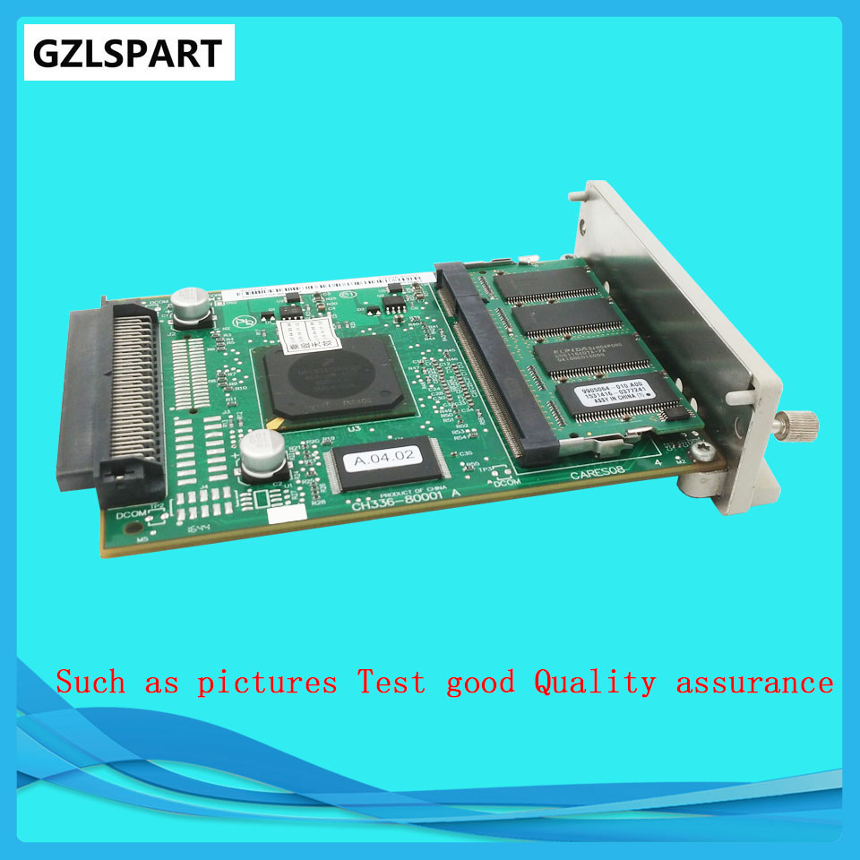 GL/2 Card Formatter Card For HP DesignJet 510 510PLUS CH336-80001 CH336-67001 CH336-60001
