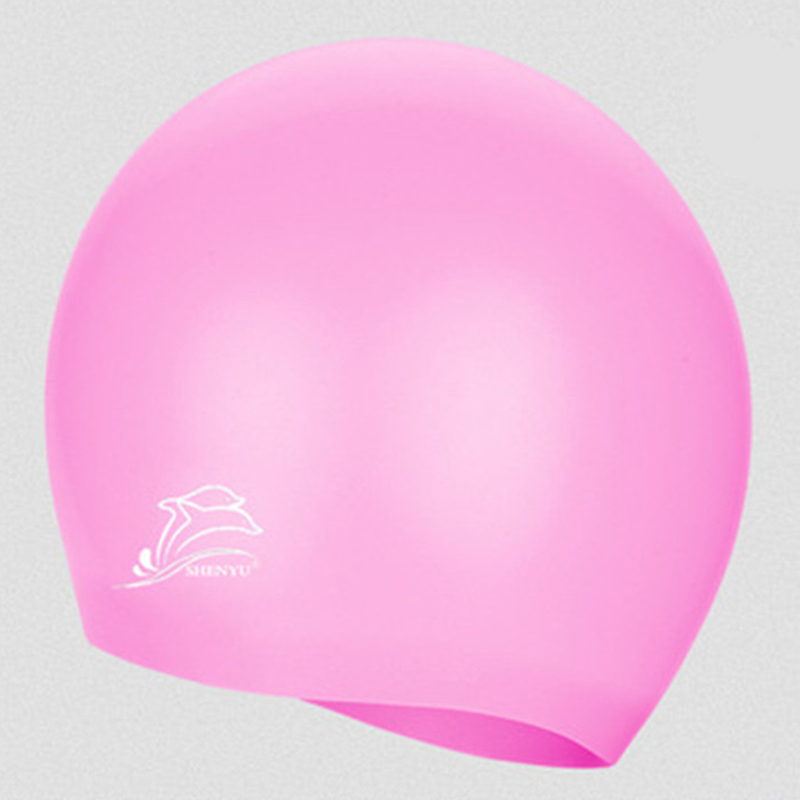 Profesional Flexible Impermeable de silicona Gorro de natación - Ropa deportiva y accesorios - foto 3