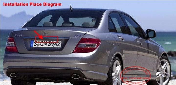 Mercedes Benz C180 C200 C280 C300 C350 C63 AMG