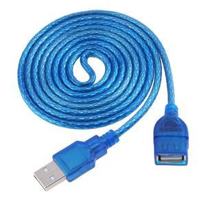 Image 5 - 1.5M 3M Usb Verlengkabel USB2.0 Actieve Repeater Een Man Om Een Vrouwelijke Usb 2.0 Af Am draad Cord Line Voor Laptop Pc