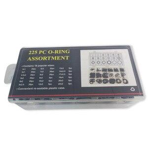 Image 2 - AC9000 joints toriques en caoutchouc, assortiment de différentes tailles pour Paintball, HPA/PCP/réservoir dair, cylindre et lave glace