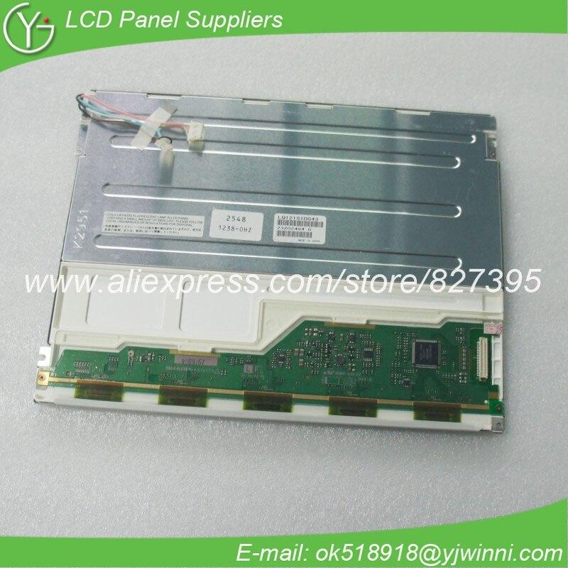 12.1800*600  a-Si  TFT-LCD panel LQ121S1DG4312.1800*600  a-Si  TFT-LCD panel LQ121S1DG43