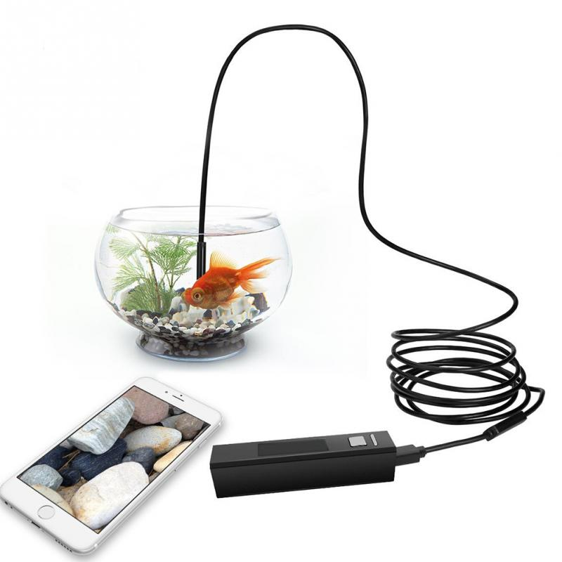 flexible-hook-design-magnet-side-view-mirror-set-for-8mm-depstech-wireless-endoscope-camera-waterproof-soft-cable-inspection