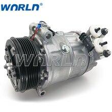 12 В Авто AC универсальный компрессор PXC16 для Jaguar XF GTDI дизель V6 V8 бензин PXC16-1696 LR057692 LR068128 CX2319D629E