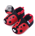 Babyshower Soft Cotton Baby Boys Girls Infant Shoes Slippers First Walkers Leather Skid-Proof Kids Shoes Newborn Baby Boys Shoes