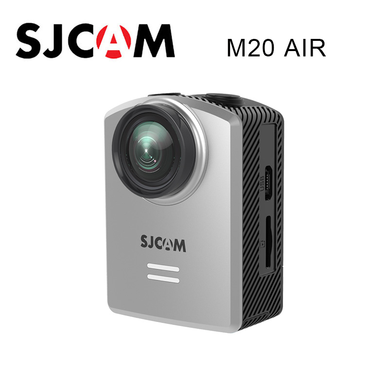 100% Original SJCAM M20 Air Action Camera WIFI Waterproof 1080P NTK96658 12MP Helmet Video Camera Sports DV