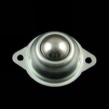 4 шт./лот CY30a 30 мм шариковый подшипник полный фланец из углеродистой стали транспортировочный ролик фурнитура колесико конвейерные ролики