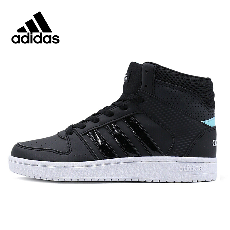 Official New Arrival Official Adidas NEO Women's High Top Skateboarding Shoes Sneakers Classique Shoes Platform official new arrival adidas neo label pace plus men s skateboarding shoes sneakers classique shoes platform
