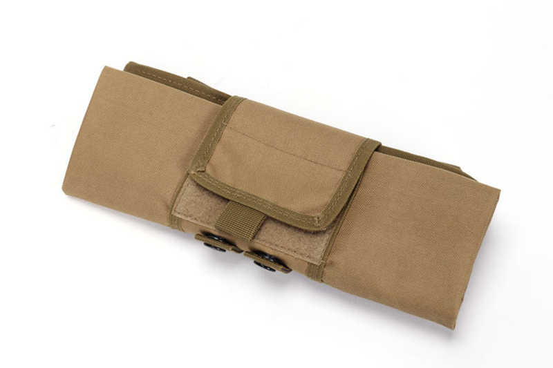 Military Tactical Foldable Mag Recovery Molle Pouch Ammo Bag Magazine Pouch Molle Bag