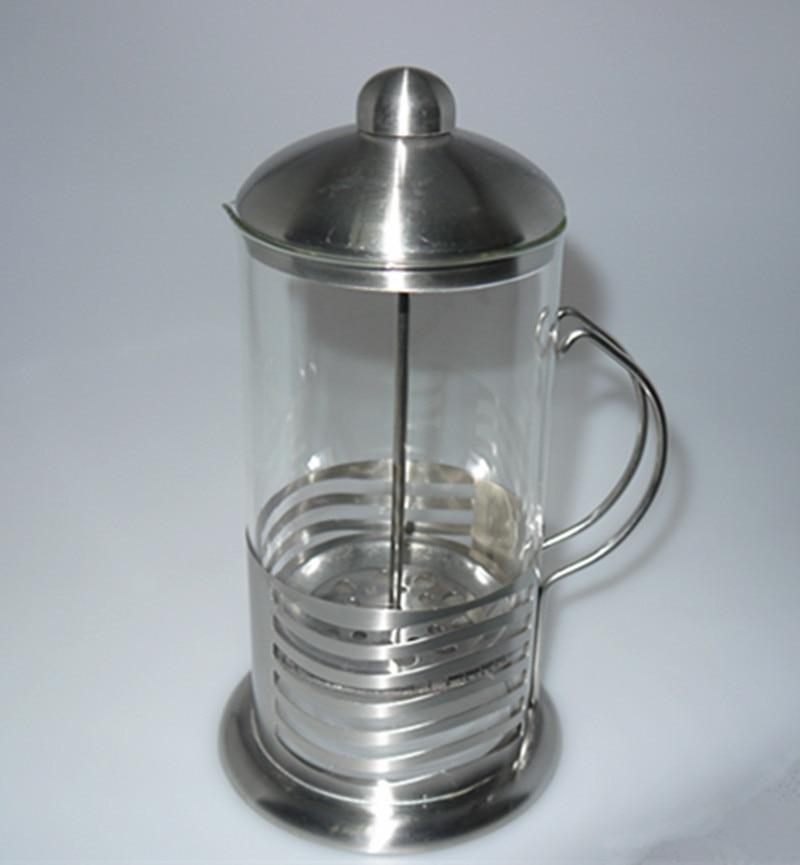 Coffee Maker Metal Filter : Online Buy Wholesale plunger coffee maker from China plunger coffee maker Wholesalers ...