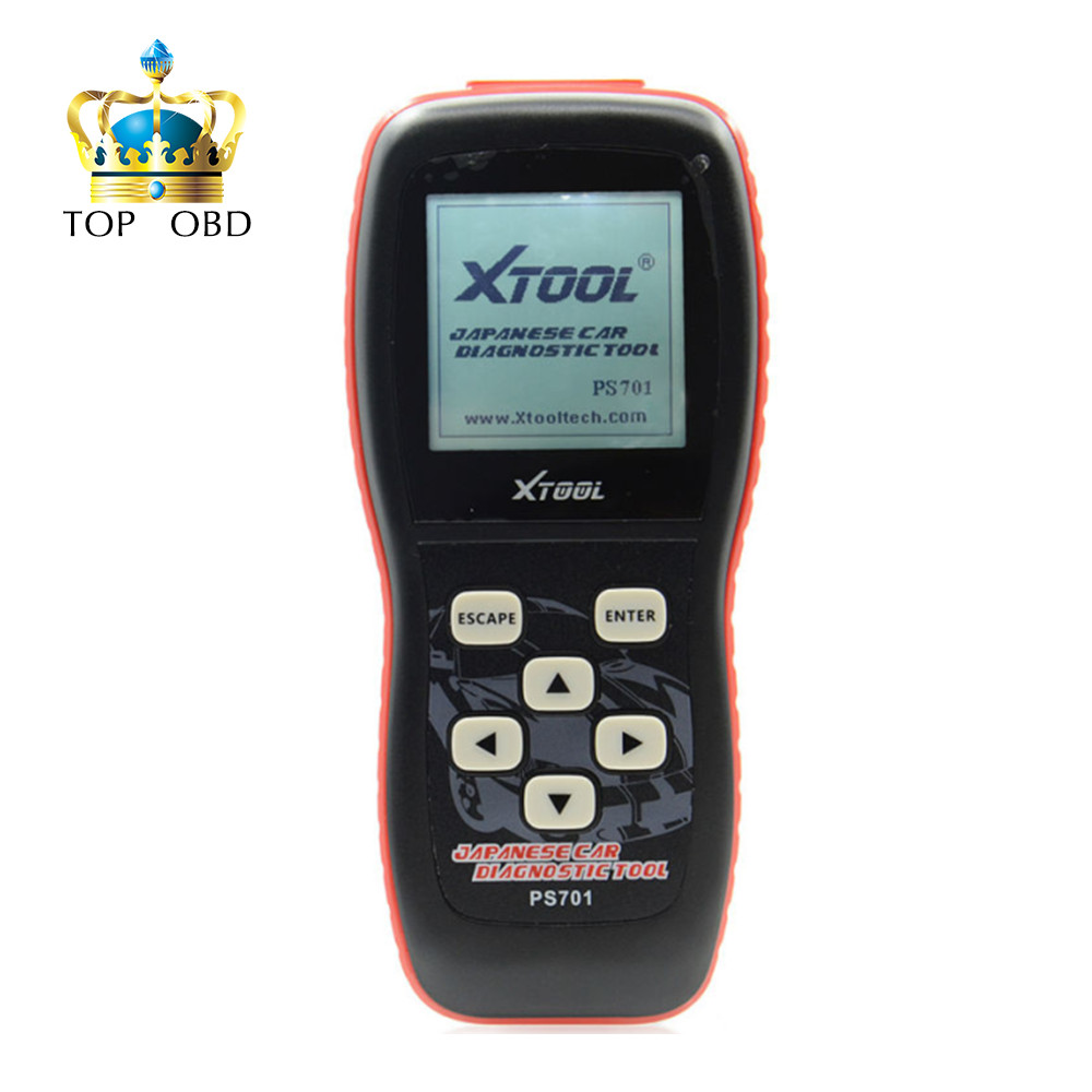 [Genuine]2017 Top-Rated Original Xtool PS701 JP Diagnostic Tool PS 701 OBD2 Diagnostic for Japan Cars Scanner Fast Express Ship