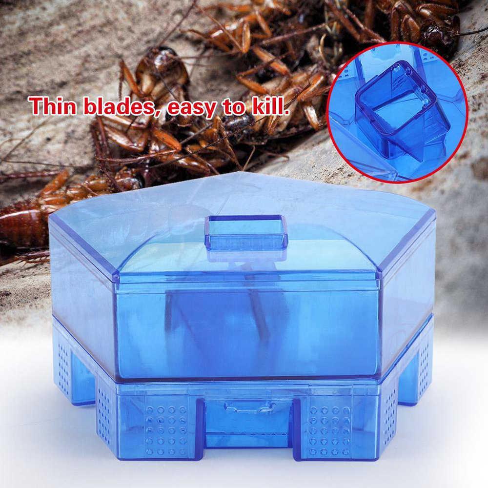 Tansparent кухня таракан нетоксичные ловушки ловушка Ловца убийца приманка Эффективный полезный домашний инструмент