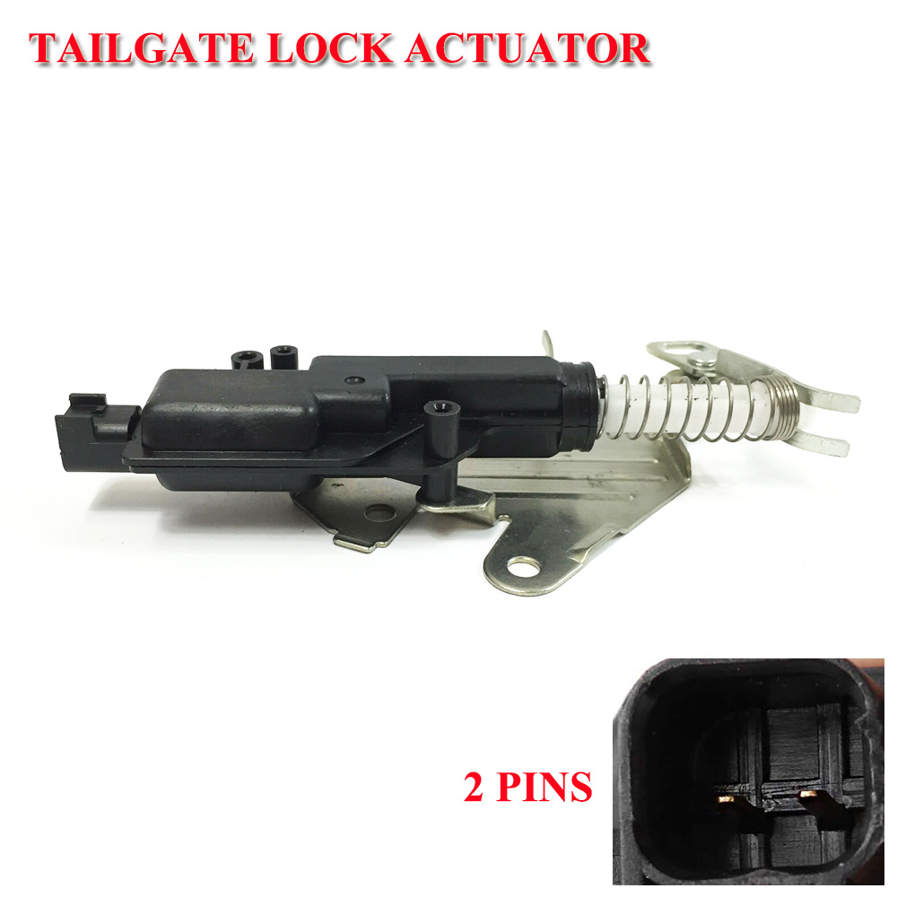 Fusion Tailgate Central Lock Motor Actuator Fit Fiesta Mk5 Mk6 Ford 2S6T432A98AF