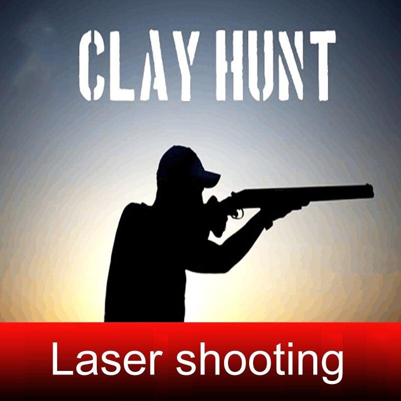 La chambre de vie échappe à l'agence prop produit jeu accessoires Laser tir déverrouillage CS tir tir électronique