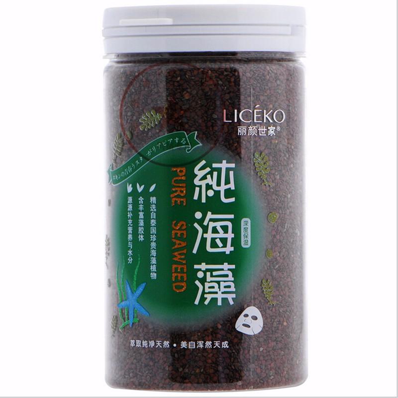 1-bottle-245g-Pure-Seaweed-Alga-Mask-Powder-Algae-Mask-Acne-Spots-Remove-Whitening-Moisturizing-Facial