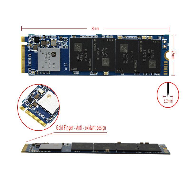 Goldenfir M.2 SSD PCIe 128 GB 256 GB 512 GB Disco Duro SSD M.2 NVMe pcie 120GB 240GB 480GB SSD discoMSI Notebook/Thinkpad P50 цена