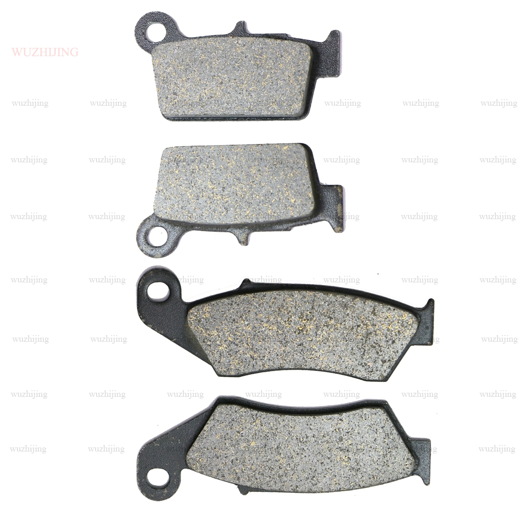 FRONT REAR Brake Pads BETA RR 250 Enduro 2T 2013 2014
