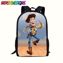 d3bd30acb3f 16Inch toy story jessie woody Kids Backpack Boys Girls School Bags Daily  Children Bookbag Shoulder Backpacks Mochila Bolsa