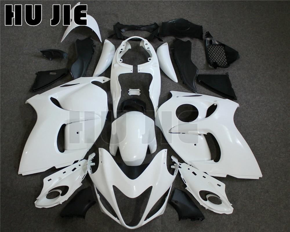 ABS Injection Molding Unpainted Fairing Kit For SUZUKI GSXR1300 Hayabusa 2008 2015 09 10 11 12 13 Motorcycle Bodywork Fairings