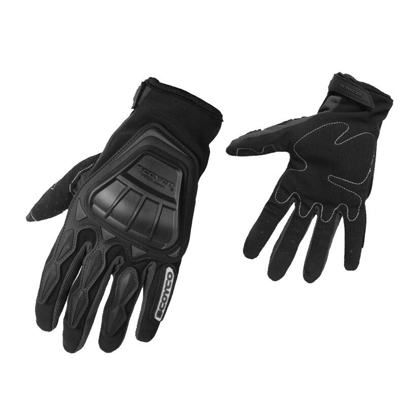 PRO-BIKER SCOYCO MC08 Motociklų pirštinės Dirt Bike Moto luvas para guantes Off Road
