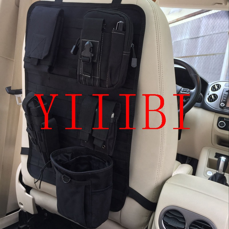 Molle Car Gun Holster Case Bag Front Seat Storage Sling Pistols Back Shotgun Rifle Rack Hunting Bags In Holsters From Sports Entertainment On