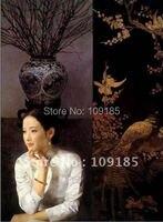 Красивый древний китайский женщины