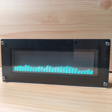 VFD ספקטרום WIFI App בקרת רכב אודיו מגבר כוח נורת ניאון תצוגת שעון DIY אנגלית גרסה