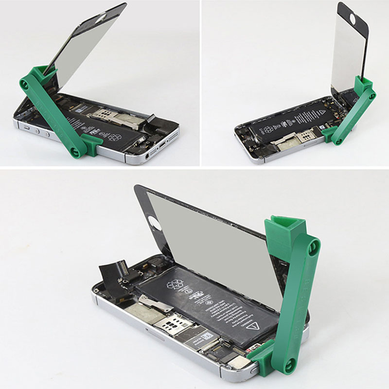 Mobile Phone Repair Holder LCD Screen Clamp Clips Adjustable Universal For Repairing