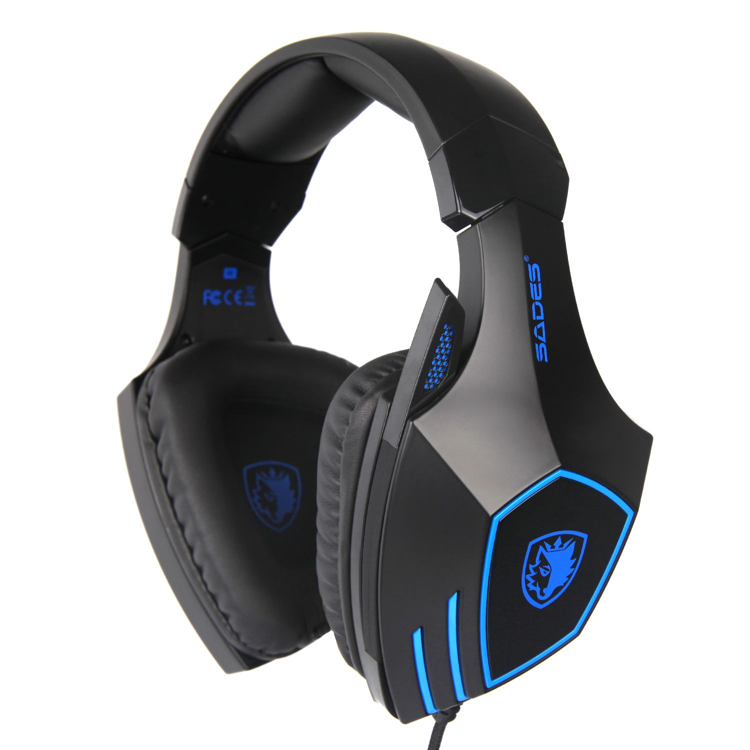 Top Deals SADES SA819 Gaming Headset Headset Cabled 3.5mm PC/XboxOne/PS4 Earbud with Microphone Volume ControlTop Deals SADES SA819 Gaming Headset Headset Cabled 3.5mm PC/XboxOne/PS4 Earbud with Microphone Volume Control
