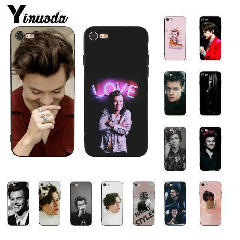One Direction Soft Tpu Phone Case Cover For Iphone 8 7 6 6S Plus X XS