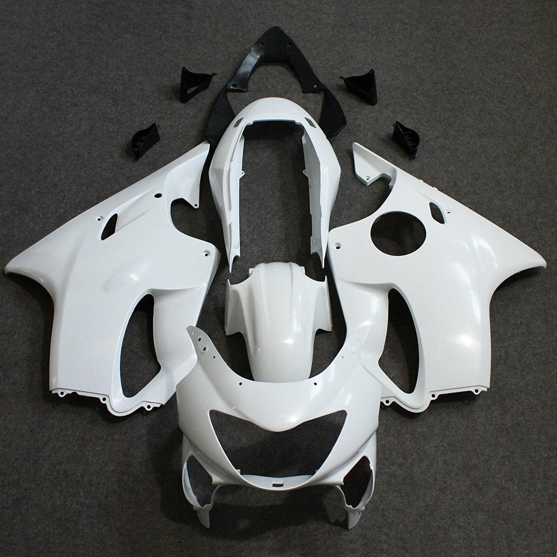 Pour Honda CBR600 CBR 600 F4 1999-2000 carénages non peints carrosserie plastique ABS moulé par Injection 99-00 1999 2000