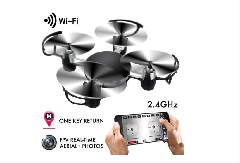 MJX X916H Mini RC Quadcopter Drones 6-AXIS GYRO 2.4G WIFI FPV 720P HD Camera Drone Real-time APP Remote Control Helicopter