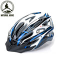 NaturalHome Outdoor Mtb 2017 Carbon Bike Helmet Light LED Mountain Women Men Sports Bicycle Helmets Cascos Bicicleta