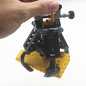 Image 5 - Building Blocks MOC Technic Parts  TECHNIC 4 Lifting Claws compatible with lego