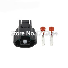 5pcs 2 Pin Auto Plug Wire Connector Yazaki  For Lexus Toyota VVT i Solenoid DJ7025YA-2-21