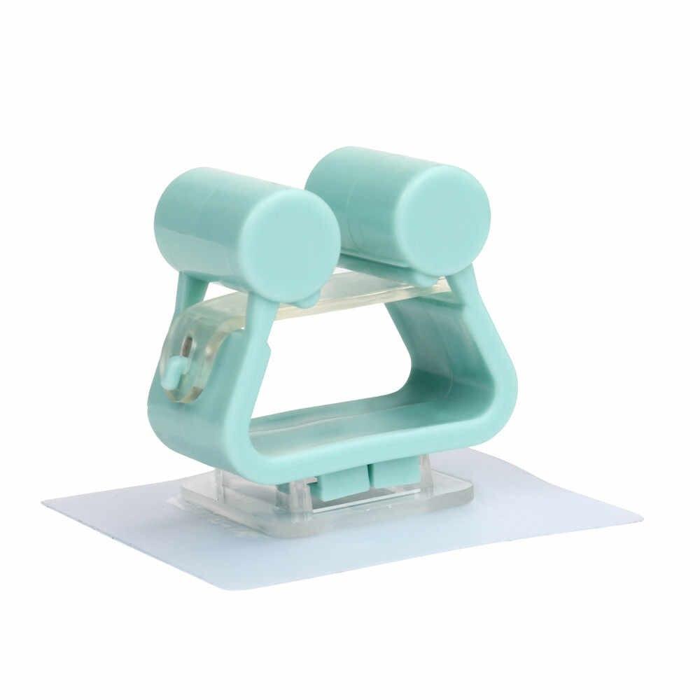 1 sztuk praktyczne ścienny Mop stojak na parasole szczotka miotła wieszak przechowywania stojak kuchnia narzędzie łatwy w obsłudze