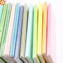 25PCS/Lot Striped Paper Straws Paper Drinking Straw For Christmas/Birthday/Wedding Decorative Party Decoration Supplies(China)