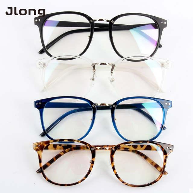 8c253994e7eab Quadro mulheres Vidro Óptico Armações de Óculos Óculos de lente clara Óculos  de Armação de óculos