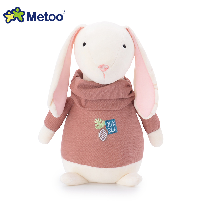 8.5 Inch Kawaii Plush Stuffed Animal Cartoon Kids Toys for Girls Children Baby Birthday Christmas Gift Rabbit Metoo Doll kawaii fresh horse plush stuffed animal cartoon kids toys for girls children baby birthday christmas gift unicorn pendant dolls